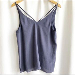 Topshop Soft Lavender Coloured Camisole